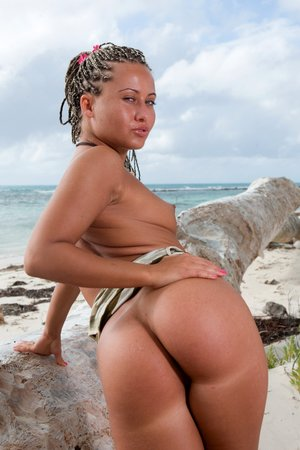 Kathy Campbel Sandra Assfuck Honeymoon In The Tropics